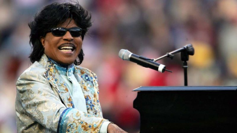 Muere Little Richard, uno de los padres del 'rock and roll'