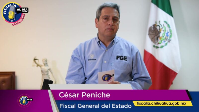 Captura Fiscalía General del Estado a 2 importantes líderes criminales